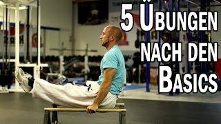 5 Übungen die du lernen MUSST