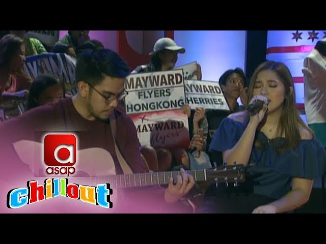 ASAP Chillout: Moira dela Torre sings 'Take Her To The Moon for Me'