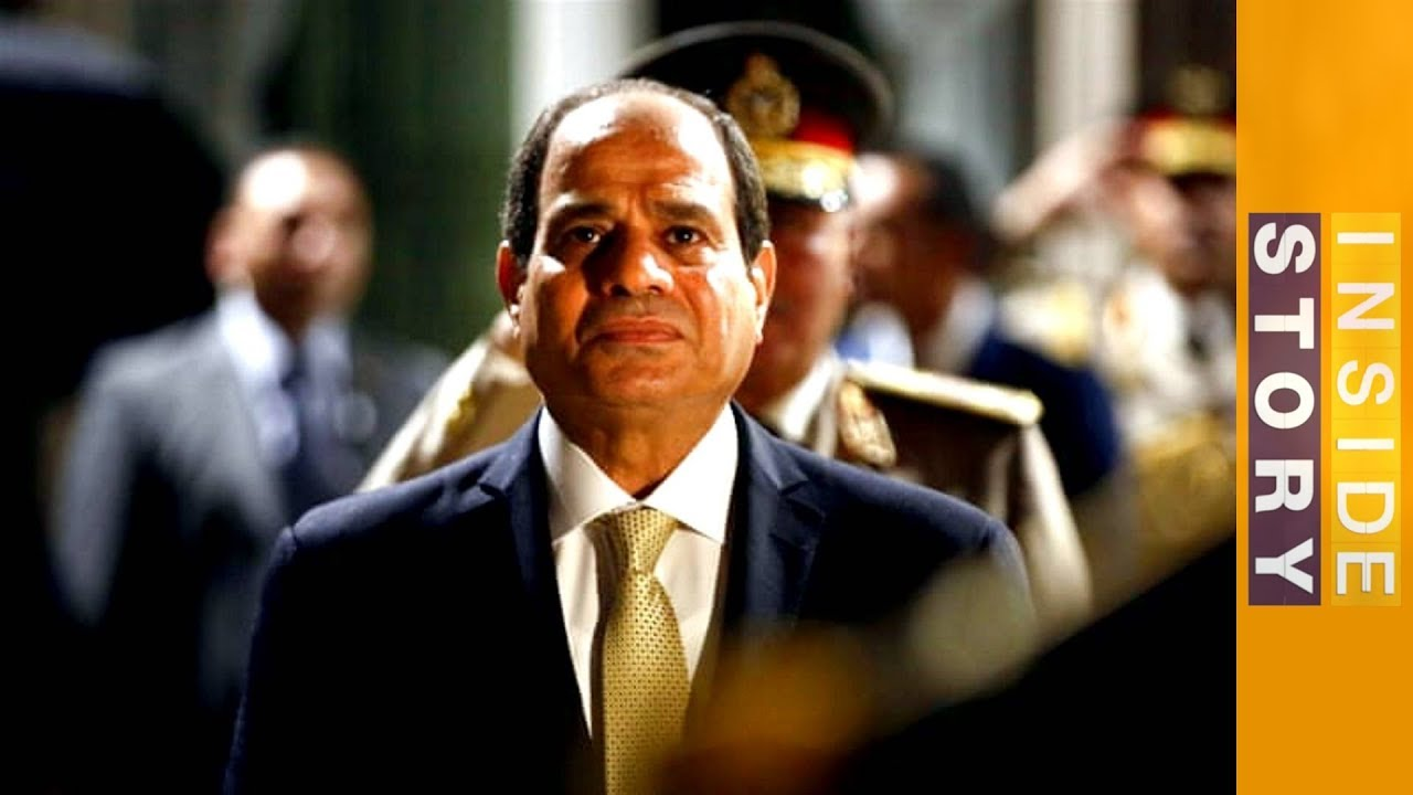 ???????? Is Egypt's Sisi scared of electoral competition?   Inside Story