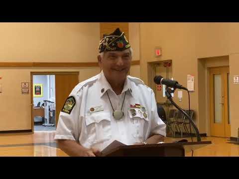 Keystone Prep High School ~Veterans Day Ceremony!