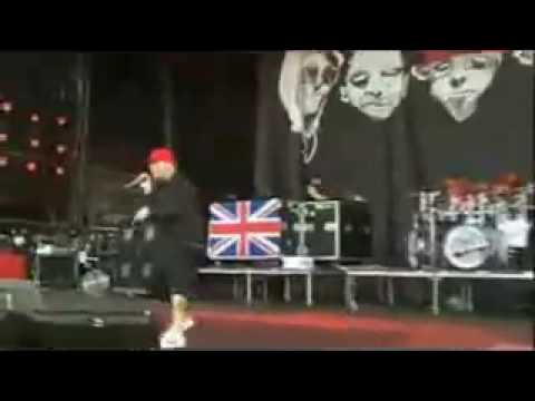 limp bizkit - break stuff (download festival 09 live!!!)