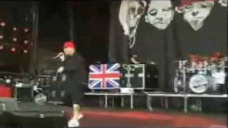 limp bizkit - break stuff (download festival 09 live!!!)
