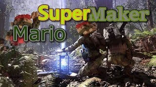 Super Mario Maker vote for the best Viewer Level
