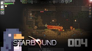 """""""Indiana Solo And The Lost Diamond!"""" (Lets Play Starbound Season 2) Ep 4 (STARBOUND 1.0 UPDATE!)"""