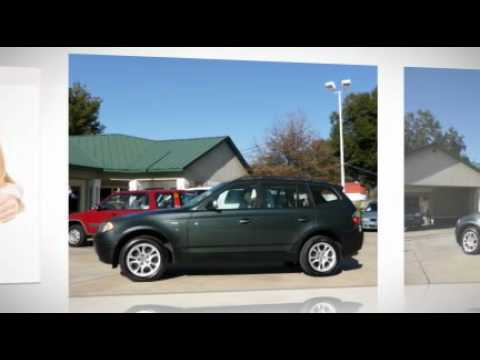 Used SUV Deals: 2004 BMW X3 with 65k miles