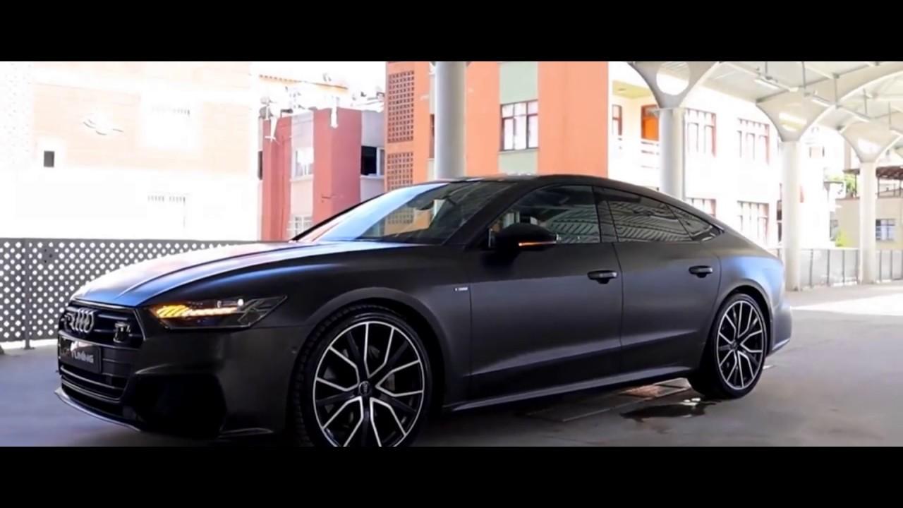 2021 Audi RS7 Best Performance Sedan !!! - YouTube