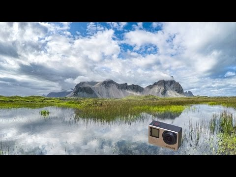 GoPro unlocked by phone to shoot real HDR photos and HDR time lapse videos Part 1