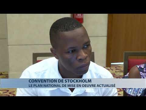 Atelier de présentation du plan national de la Convention de Stockholm