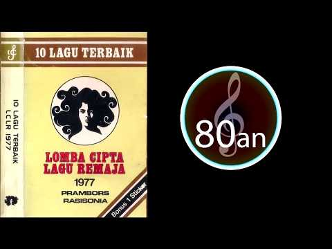 Dhenok Wahyudi/Chrisye/Noor Bersaudara -  Angin  - LCLR 1977 (Lirik)