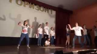 Прикол 2014, прикольная постановка-клип!!! ///Funny 2014