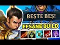 BU BUILD PENTA ATTIRIYOR! FULL AD XIN ZHAO JUNGLE TEK ATIYOR!