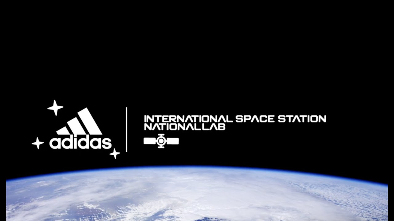 Adidas Running Iss National Lab X Adidas Goodbye Gravity Youtube