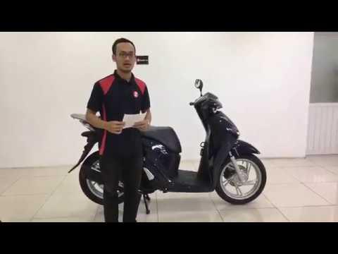 REVIEW Honda SH ABS 2017 đầu tiên ở Sài Gòn | 2banh.vn