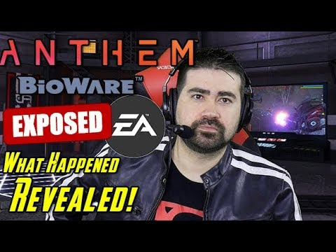 Anthem: Finally EXPOSED! + Bioware's Response!