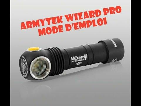 Фонарь ArmyTek Dobermann Pro XP-L HI Теплый