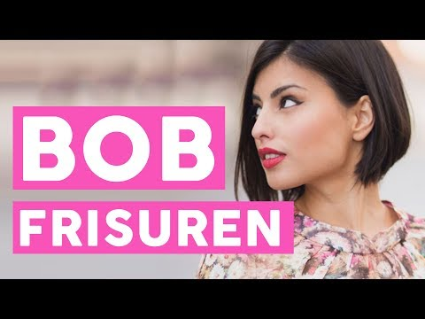 Bob Frisuren 5 Trend Styles Für Kurze Und Mittellange Haare