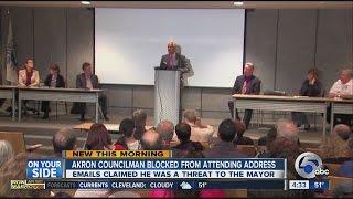 4:30AM Mayor Don Plusquellic fears Councilman Bob Hoch might shoot him