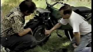 how does rokon s two wheel drive work