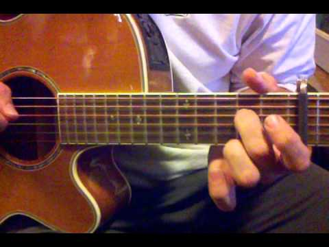 How To Play 20 Years By The Civil Wars Youtube