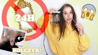 24h bez LUSTRA *zrobiłam kolczyk*  | Sylwia Lipka