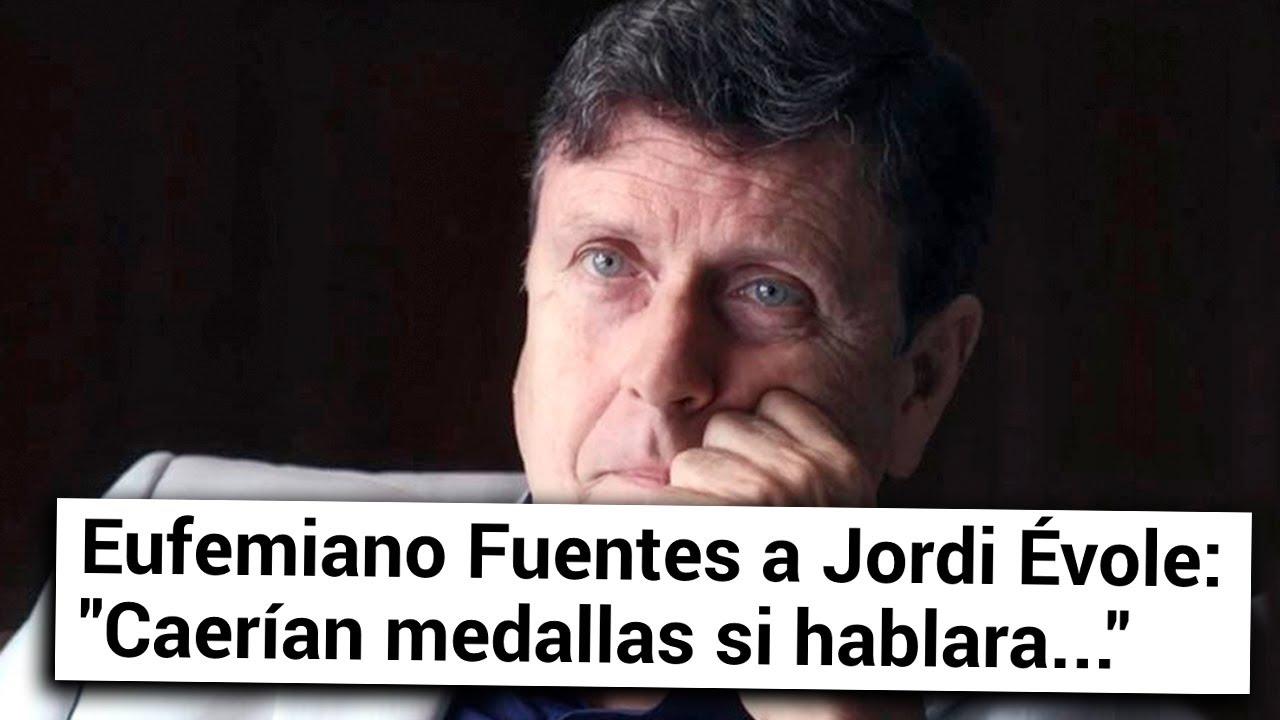 Eufemiano Fuentes insinúa que medallistas olímpicos españoles se dopaban | The Wild Project