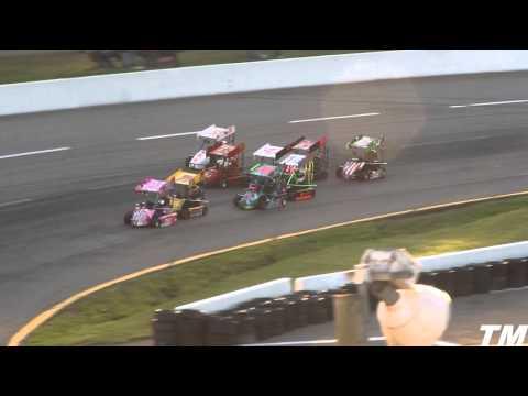 Langley Speedway - 5/2/15 - Highlights