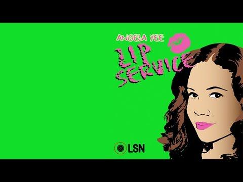Angela Yee' Lip Service: Episode 28 Ft Alia Janine LSN Podcast