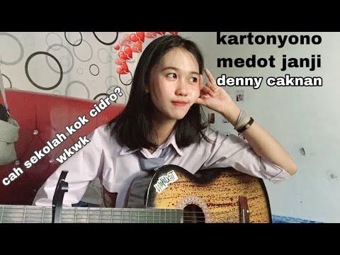 KARTONYONO MEDOT JANJI - DENNY CAKNAN CAH SMK CIDRO 😂