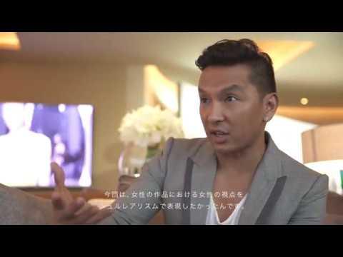 An interview with TASAKI Creative Director Prabal Gurung (Japanese subtitles)