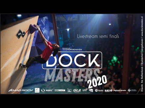 Dock Masters - 2020 - Semi Finals Livestream