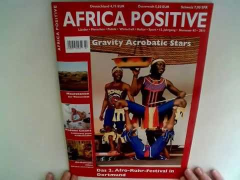 Africa Positive 42 2011 - HD - Länder Menschen Politik Wirtschaft Kultur Sport