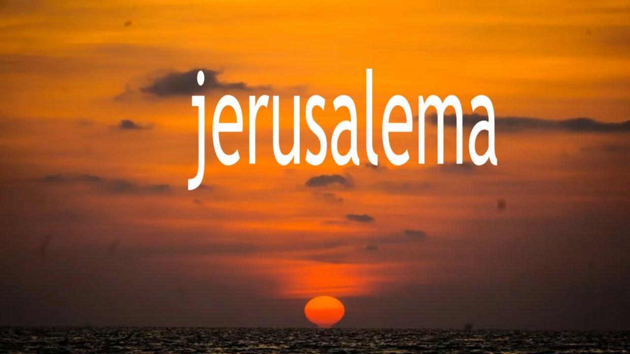 jerusalema 1 hour loop
