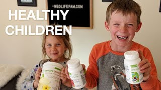 NeoLife Children's Nutrition and Vitamins