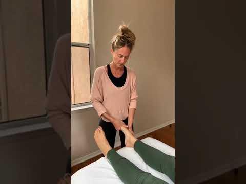Vita Flex Foot Technique Demo