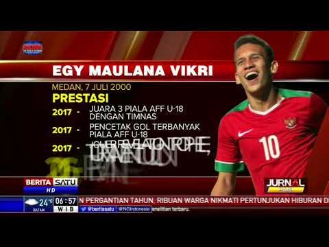 Prestasi Sepakbola Indonesia Berkembang Positif di 2017