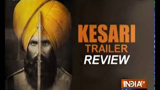 Check out the trailer review of Akshay Kumar