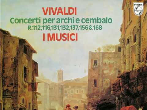 Antonio Vivaldi: 7 Concertos for Strings