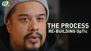 THE RE-BUILDING of OpTic | THE PROCESS S1E1