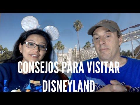 Consejos para visitar Disneyland Los Angeles | PARQUES Y VIAJES