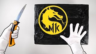 Unboxing MORTAL KOMBAT 11 Mystery Boxes! PS4 Special Controller, Headset, Collector