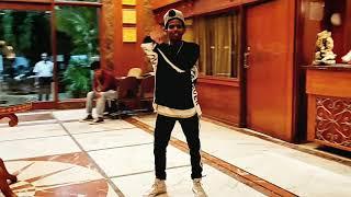 Bole Chudiyan    Freestyle Popping Dance Cover    Pop Mahesh Sharma