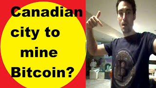 Canadian city to mine Bitcoin? Unchained Capital, Inherited gold disposal, 2021 MicroStrategy effect