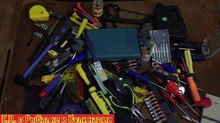 Мои инструменты с Fix Price, реальный отзыв об инструментах Fix Price после 8 лет эксплуатации.