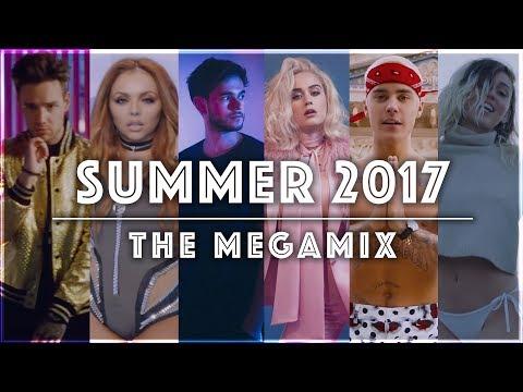 SIGN OF THE SUMMER | Summer 2017 Megamix (Mashup) // Adamusic