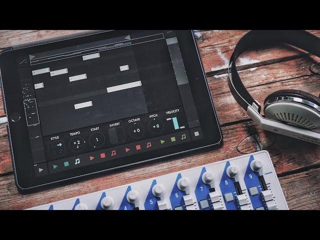 Rainy Outdoor iPad Jam (Feat. Fugue Machine + iSEM)