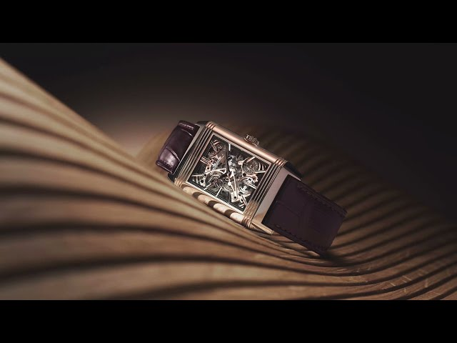 Jaeger-LeCoultre Reverso Tribute Minute Repeater (Vídeo Oficial)