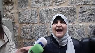 إسرائيل تخلي بالقوة عائلة فلسطينية من منزلها في القدس