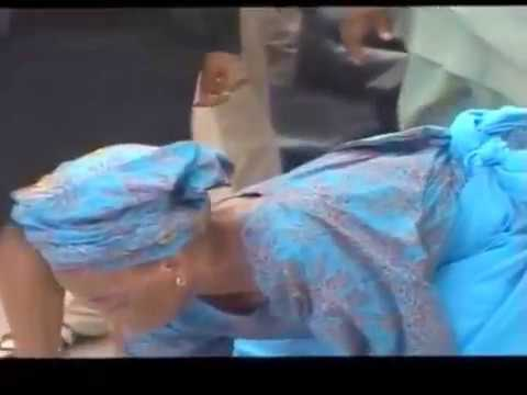 Shocking Video!!! Pastor Blinds 65 Year Old Woman, Accusses Her Of Witchcraft