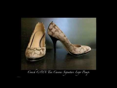 Coach Signature  shoes