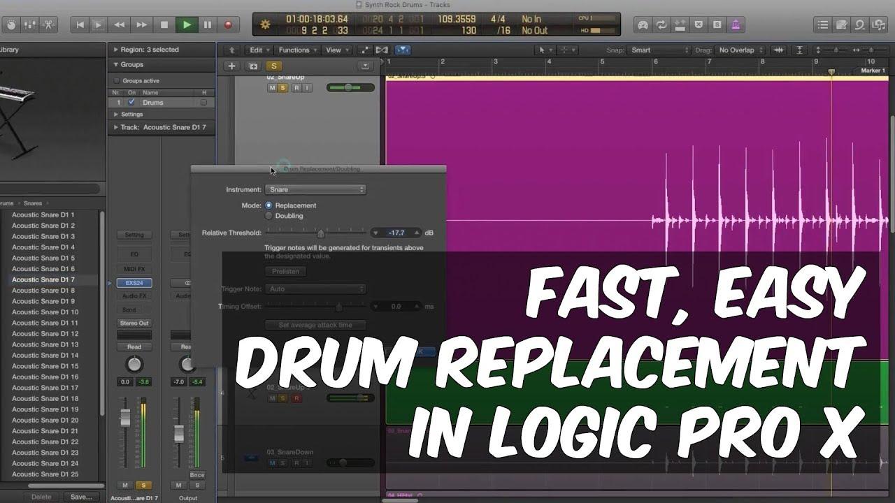 logic pro x drummer odd time signatures